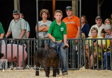 Ottawa County Fair offers great Family Fun!