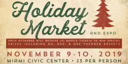 Vendors sought for NE Oklahoma Holiday Market